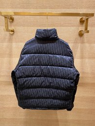 Wholesale corduroy mens jackets for sale – winter 2020 Mens Jackets windbreaker Thick Warm Hooded Letters Embroidery Casual Fashion Winter Jacket Down Jacket Parkas Size M XL