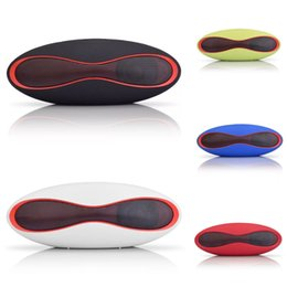 acoustic speaker wholesale NZ - Mini X6u Wireless Speaker Portable 3d Stereo Bluetooth Speaker Sound System Music Surround Tf Usb Super Bass Column Acoustic System