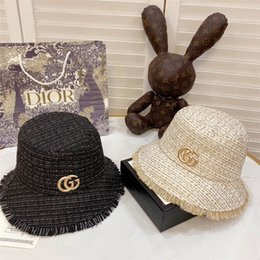 Wholesale hi hats online – design With dust bag new tasselled edge simple fisherman hat this year s most popular hat profile quality fine workmanship good to take the hi
