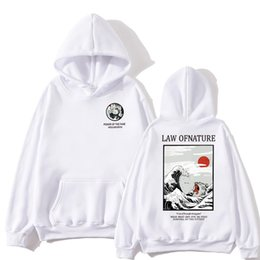 Wholesale new hoodies name online – oversize 2019 new The playful Japanese cat will be named the law of nature in Hip hop hoodies