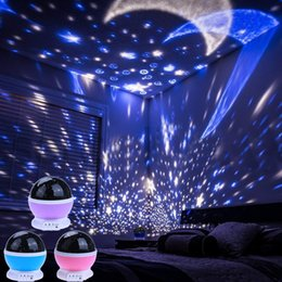projector lights for kids Australia - nalised LED night light Starry Sky Magic Star Moon Planet space projector universe decorative lamp for lover friend kids Christmas