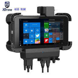 "rugged tablet china UK - 2020 China K86 Rugged Windows 10 Tablet PC Pro Computer RS232 USB IP67 Extrem Waterproof 8"" phablet USB2.0 Gps Forklift Driver"