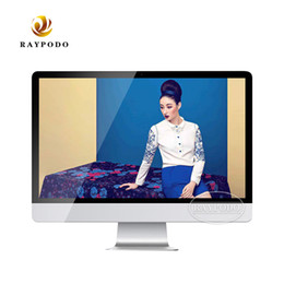 """Raypodo 23,6"""" 24-дюймовый Intel I3 I5 I7 все в одном ПК с 4G + 120GB SSD памяти серебряного цвета на Распродаже"""