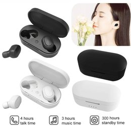 ear phones samsung pink UK - M1 Wireless Bluetooth Headset Mini Handsfree Bluetooth Earphone Bluetooth Tws Earphone Earbuds With Mic For All Phones