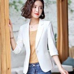 Wholesale formal clothing for women online – Small suit formal Work clothes work clothes dress for women new spring and autumn professional interview temperament workwear all match