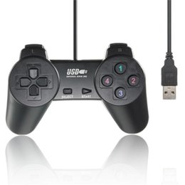 computer games console NZ - Wired Game Pad Controller Joypad Joystick For Laptop Pc Computer Game Consoles Gamepad Joysticks Playstation