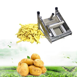 french fries chips UK - LEWIAO Potato Chip Slicer Dough Vegetable Fruit Crinkle Wavy Slicer Knife Potato Cutter machine Chopper French Fry Maker