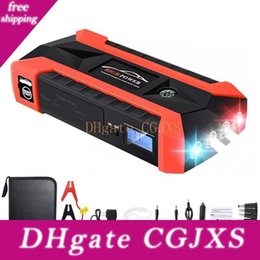 power booster car Australia - Jump Starter 89800mah 12v Car Battery Power Bank Start Device Led 4usb Auto Emergency Booster Portable 600a Auto Electronic
