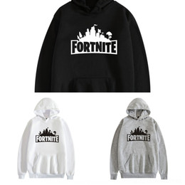 video game clothing Canada - 1oxHb 34bw6 game Video fashion night fortnite fortress hooded sweater autumn Women's clothing Pullover pullover pulloverand winter clothing n