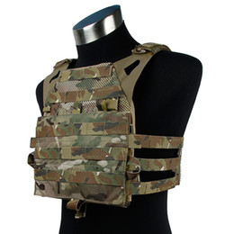 molle plate carriers 2020 - TMC Tactical Vest Jump Plate Carrier JPC 2.0 Maritime Ver MOLLE Body Armor Hunting Equipments 3113 discount molle plate
