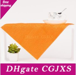 multifunctional kitchen tools Australia - Kitchen Multifunctional Cleaning Tools Anti -Grease Wipping Rags Efficient Bamboo Fiber Cleaning Cloth Home Washing Dish