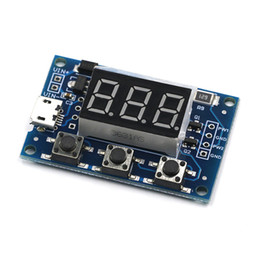 Wholesale signal board for sale - Group buy Square Wave Signal Generator PWM Generator Module with LED Display Frequency Signal Simulator Module DIY Circuit Board