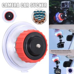 action suction cup mount NZ - Car Action Camera Suction Holder Mount Sucker Holder Camera Suction Cup Stand DJA99