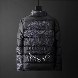 Wholesale new design long coat resale online - New Designers Brands Casual Down Jacket Luxurys Coat Mens Outdoor Warm Feather Man Winter Jacket Outwear Jackets Hooded Pockets Size m xl