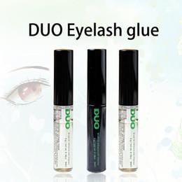 Ingrosso Nuovo arrivo del ciglio della sferza dell'occhio Adesivi colla pennello su Adesivi vitamine / chiaro / nero / 5g Nuovi strumenti Packaging trucco