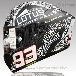 Full Face shoei X14 DIGI ant Motorcycle Helmet anti-fog visor Man Riding Car motocross racing motorbike helmet-NOT-ORIGINAL-helmet on Sale