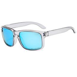 Toptan satış 2019 Moda Yüksek Kalite TOP marka Güneş gözlükleri Casual Açık Spor Bisiklet Sürüş Güneş Gözlükleri Ultraviyole Polarize camlar