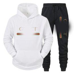 Wholesale joggers hoodie for men online – oversize GC Men s set tracksuit Designer men Luxury sweatsuits jogger suits for men hoodie men s pieces set oversize mens clothing