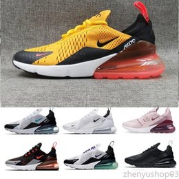 running shoes for sale UK - 2020 Hot sale Running shoes for Men women Photo Blue Liquid Metal Black Triple Black white Sports Mens Trainers Sneakers Shoes 36-45 z3