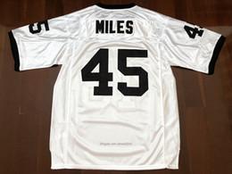 Корабль от нас #mens Boobie Miles # 45 Пермский футбол для футбола Фильм в пятницу вечером свет сшитые белые S-3XL высокое качество на Распродаже