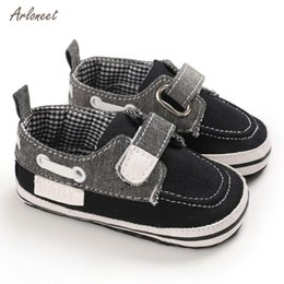 soft sole baby sport shoes NZ - ARLONEET Infant toddler baby Boy Girl Shoes Soft sole baby Canvas shoes first walkers sport Toddler Soft Sole Anti-slip