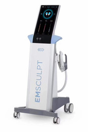 Wholesale EMSculpt Body Slimming Sculpt Hiemt for Muscle Building and Fat Burning Machine HIFEMs HIEMT Emsculpting Device