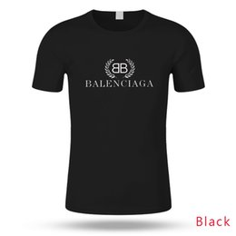 urban hip hop shirts NZ - B̴alenciaga mens designer t shirts men's Extended T-Shirt Men's clothing Bälenciaga Curved Hem Long line Tops Tees Hip Hop Urban Blank