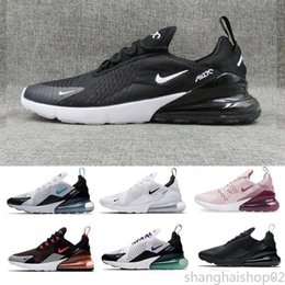 running shoes for sale UK - 2018 Hot sale Running shoes for Men women Photo Blue Liquid Metal Black Triple Black white Sports Mens Trainers Sneakers Shoes 36-45 s2