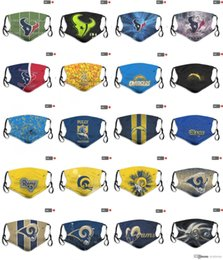 football places UK - 2020 DHL designer face mask football team mask reuse dust masks Can place mixed orders Please leave a message Factory price