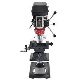 Мини Precision Многофункциональный Bench Drill Рабочая таблица Turning фрезерный станок Настольная подставка зажим Дрель Пресс-220V на Распродаже