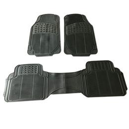 Winsun Car Car Mats Black 3PCS замена противоскользящей резины на Распродаже