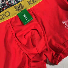 Wholesale mens fashion boxers resale online - Mens Fashion Boxers Hollywood D Print Ethika Boxers Mens Underwear Homme Everyday Resistant Boxers Mens Underpants