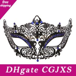 masked costumes for women UK - Masquerade Ball Sexy Lace Eye Mask Venetian Party Mask Halloween Prom Party Fancy Dress Costume Lady Gifts