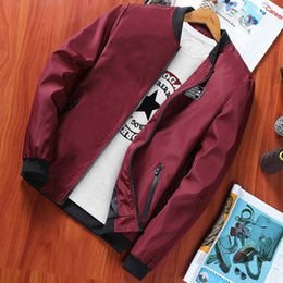 Wholesale nice spring jackets resale online – Cheap new spring winter Hot selling men s fashion casual work wear man nice Jacket MP333