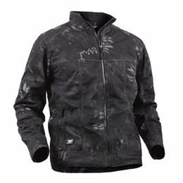 "men s tactical jackets Canada - New enthusiasts Tactical coat the camouflage jackets Camping Hiking men""s coat"