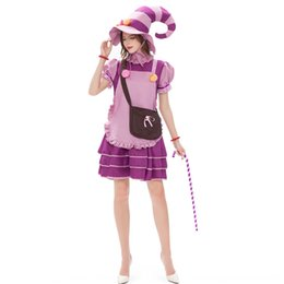 Wholesale women french maid dress for sale - Group buy Halloween cosplay French maid sexy Cooking Dress dress cute little maid Cook game suit RLy8R