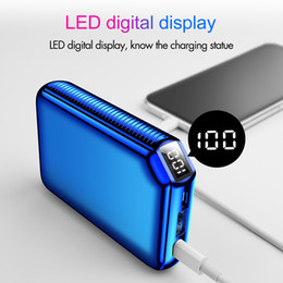 Fast Charger Power Bank 9000mAh for Xiaomi Portable External Battery Charger Powerbank for iphone X for Samsung Note 8 S8