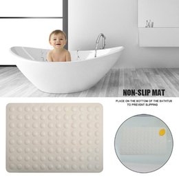 machine suction cups NZ - Home Hotel Soft Non-Slip Bathroom Mat Bathtub Shower Floor Mat with Suction Cup Home Bathroom accessories Tools #30
