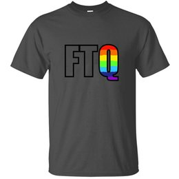 rainbow tshirt Australia - New Style Rainbow Tshirt For Men Hipster Anti-Wrinkle Black Basic Solid Fitness Boy Girl T Shirts Camisetas Pop Top Tee