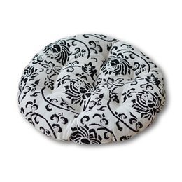 tatami pad NZ - Anti-wear Seat Cushion Thickened Cotton Linen Home Decor Tatami Bay Window Pad