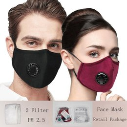 dust mask filters UK - Proof Be Stereoscopic Folding Face Filter Dust Pm2.5 Mask Breathing Cotton Activated Inserted Anti-smog Carbon - Pm2.5 Mask Valve Can DOSgC