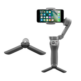 Wholesale Universal Mobile Phone Stabilizer Base Bracket Handheld Cloud Platform Tripod Small Mini Tripod Accessories for DJI Osmo JHP