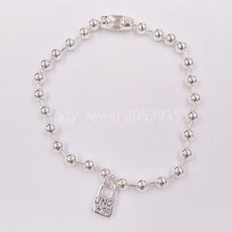 Wholesale Authentic Bracelet Emotions Friendship Bracelets UNO de 50 Plated Jewelry Fits European Style Gift PUL1829MTL0000M