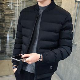Wholesale outwears for men resale online – Plue Size S XL Men Winter Jackets and Coats Thick Parka Jacket for Men Outwear Men s Clothes Male Clothes Tops Man Windbreaker