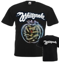 Wholesale got print online – design New T Shirt Whitesnake Come An Get It Dtg Printed Tee S Xl