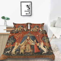 bedding plants sale NZ - 3D Bedding Set Colorful Printing Multi Style Duvet Cover Comfortable Wrinkle Resistant Double Queen Twin King Size Hot Sale