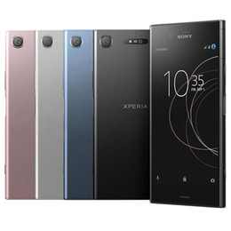 Discount 5.2 inch android phones Refurbished Original Sony Xperia XZ1 G8341 G8342 5.2 inch Octa Core 4GB RAM 64GB ROM 4G LTE Android Phone 5pcs