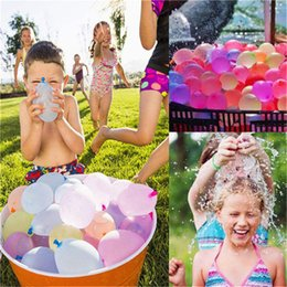 water balloons games Canada - Outdoor games water fight fast water-filled balloons water-filled balloons Songkran carnival water balloons water polo toys038