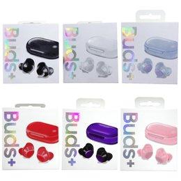 Toptan satış Soket Ücretsiz Kargo Şarj ile Kulak Tomurcuklar Artı Mini Bluetooth Kulaklık Twins Kulaklık Kablosuz Kulaklık İçin Sams Stereo
