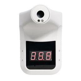 ALK Büro der Wand befestigter Berührungslose elektronische Thermometer K3 Digitale Infrarot-Thermometer IR-Laser-Thermometer-Temperatur-Sensor im Angebot
